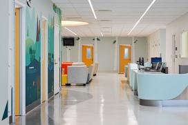 Стандарты дверей для медицинских учреждений