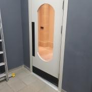 Производство и установка дверей в один из ресторанов г. Минска.